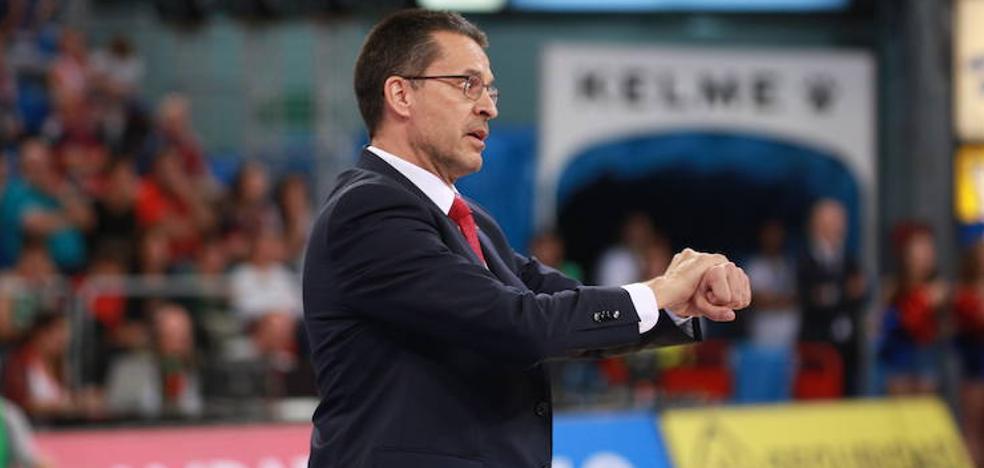 Martínez: «No vamos a ser tan poco listos como para perderles el respeto por este partido»