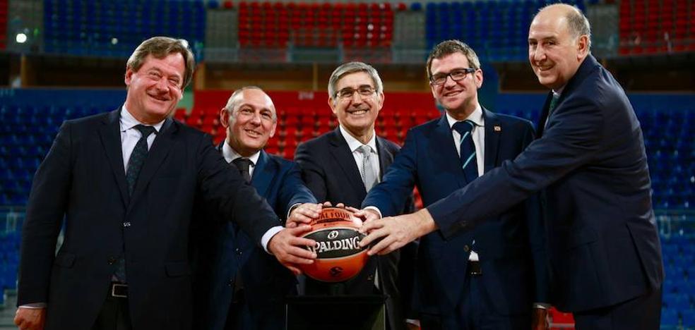 La Final Four de Vitoria conlleva una inversión de 5 millones de euros