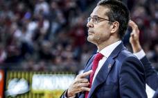 Martínez: «Nos ha faltado serenidad, sangre fría y suerte en los minutos finales»
