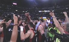 Baskonia - Real Madrid, una serie final de récords