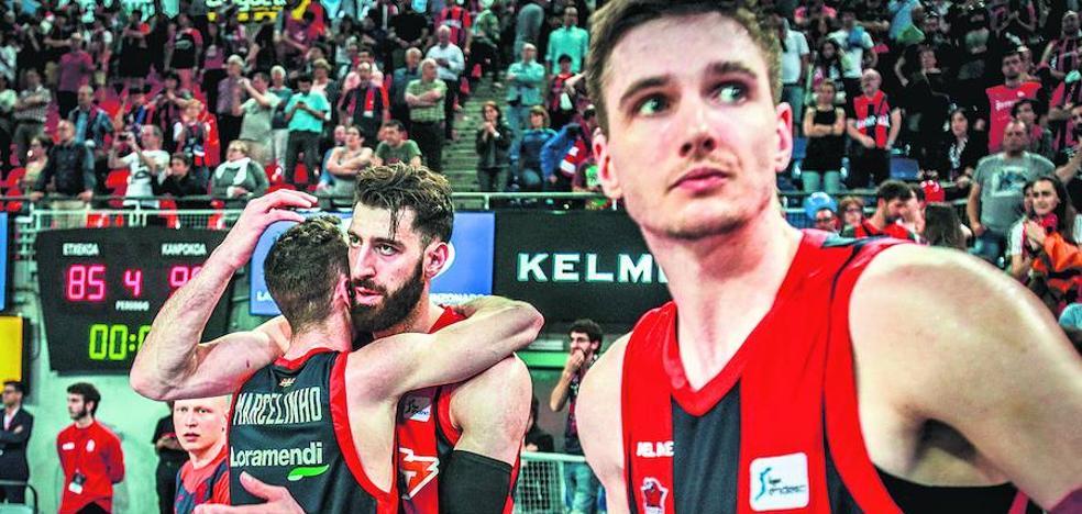 El Baskonia y Janning pactan un acuerdo de renovación para la próxima campaña