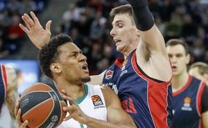 El Baskonia empezará la Euroliga el 12 de octubre en Kaunas
