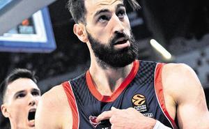 Shengelia acalla los rumores del interés que despierta en el CSKA