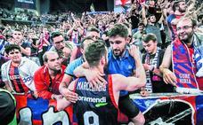 El Baskonia alcanza los 9.500 abonados