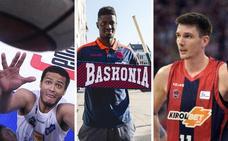 Fichajes Baskonia 2019: altas y bajas