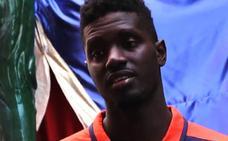 Youssoupha Fall: «Mi objetivo es ser el mejor jugador posible»