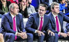 El Baskonia define su cuerpo técnico con Lluís Riera y Xabi Aspe