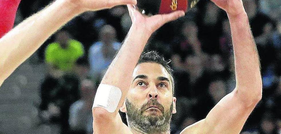 Despedida baskonista para la leyenda Juan Carlos Navarro