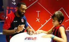 Darrun Hilliard, nuevo fichaje del Baskonia: «Soy un jugador de equipo»