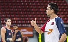 Pedro Martínez: «¿El sueño para todos? Quedar campeones de Europa en Vitoria»