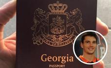 Janning ya entrena con la selección de Georgia tras obtener el pasaporte