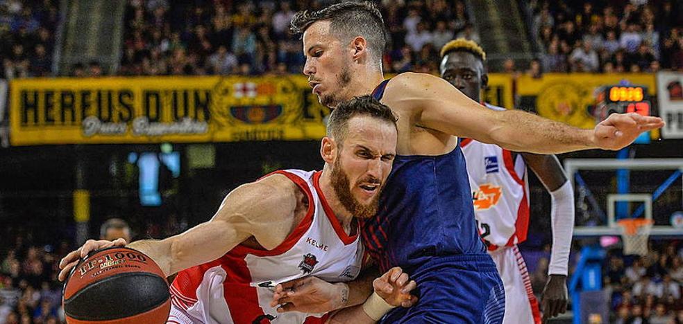 El Barcelona será el rival del Baskonia en la Supercopa