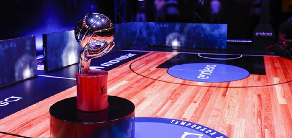 La Liga ACB pone el reloj en hora