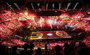 El Buesa estrena sus nuevas luces led contra el Alba Berlin