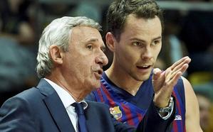 Pesic: «El Baskonia juega un baloncesto muy moderno, muy físico y de correr»