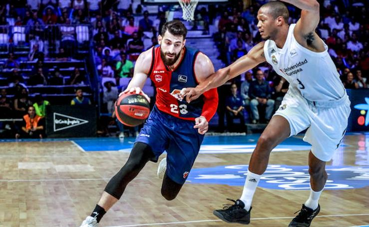 Las fotos del Real Madrid - Baskonia de la final de la Supercopa