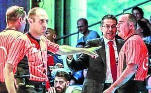 «El partido se nos ha hecho demasiado largo», reconoce Martínez