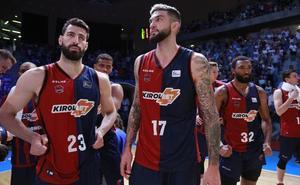 El Baskonia se queda sin su quinta Supercopa