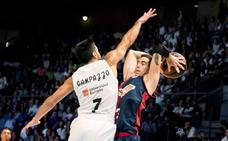 Un baloncesto poco homogéneo