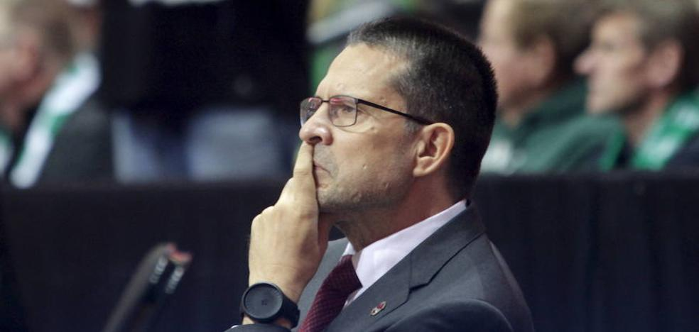 Pedro Martínez: «Nuestro problema ha sido al final, pero hemos jugado un buen partido»