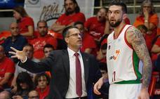 Martínez: «Contamos con Vildoza para recibir a Olympiacos el miércoles»