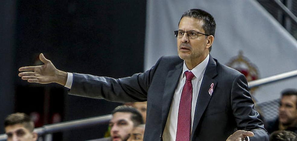 Pedro Martínez: «Nos ha faltado frescura en el último cuarto»