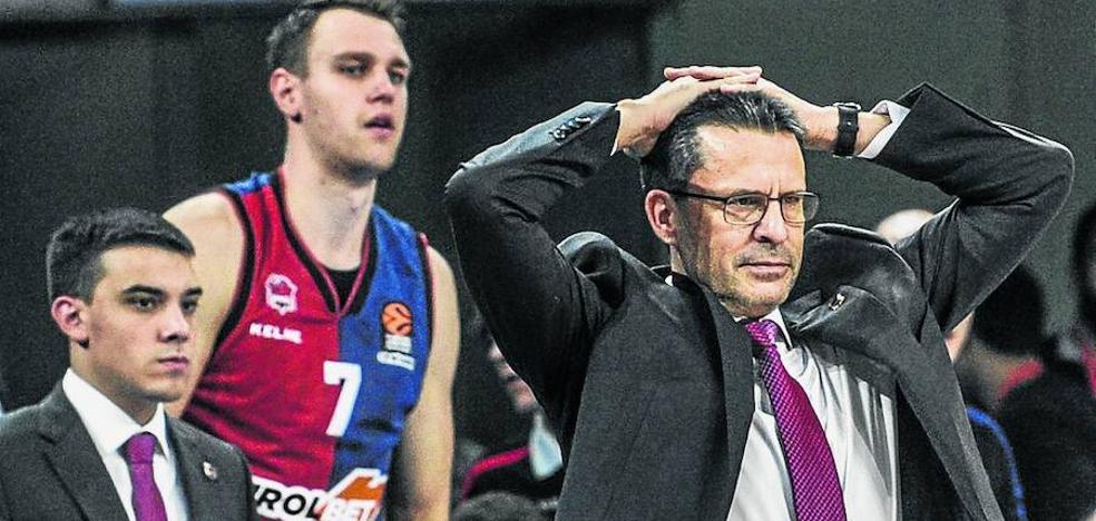 Martínez: «Voigtmann se está adaptando a lo que el equipo necesita de él»
