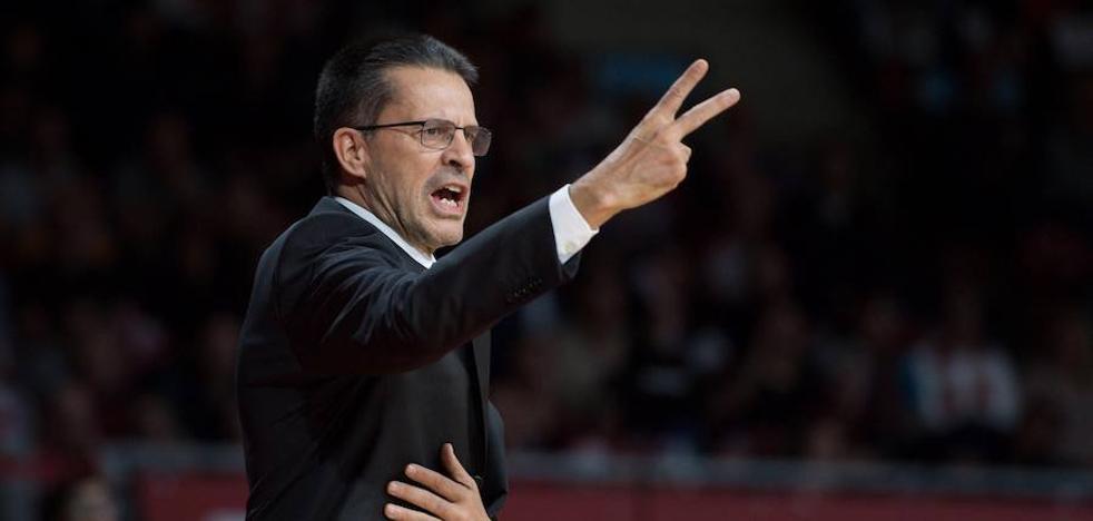 Pedro Martínez: «Es probable que en la Euroliga nos sintamos un poco más presionados»