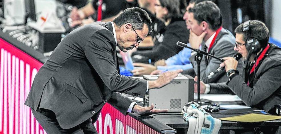 Pedro Martínez: «Para aspirar a hacer partidos mejores debemos tener más equilibrio»