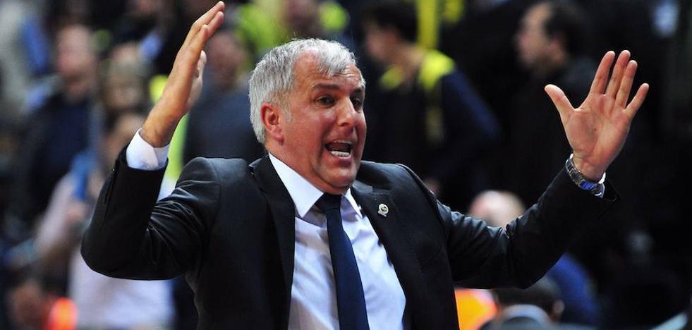 Obradovic: «Vitoria entiende de baloncesto, merece ser sede de una Final Four»