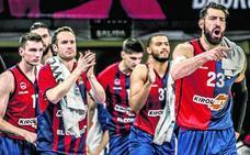 Shengelia: «Sabemos que somos un muy buen equipo»