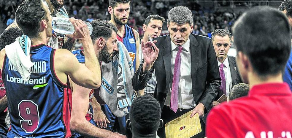 Perasovic: «Tenía una deuda hacia el club»