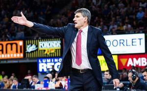Perasovic: «El equipo puede dar un salto en agresividad»