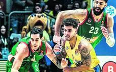 El uno a uno del Maccabi - Baskonia