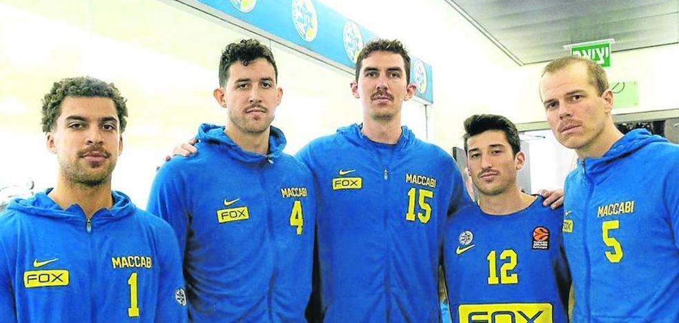 ¿A qué se deben los bigotes en el Maccabi?