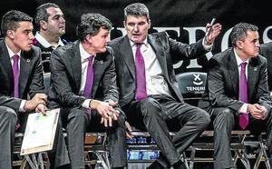 Perasovic: «Si empiezas sin concentración siempre lo pagas caro»