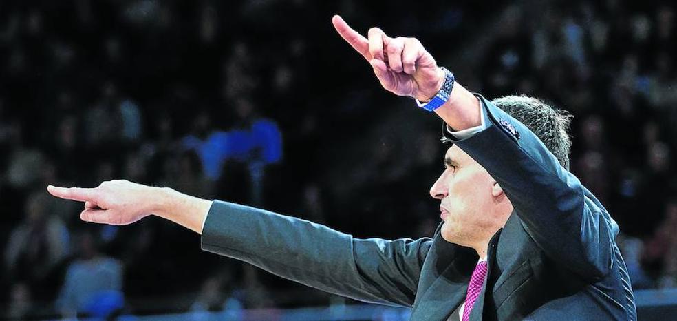 Perasovic reconoce que «ellos han jugado más duro y han merecido ganar»