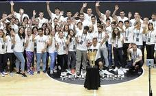 La Euroliga busca 180 voluntarios para la Final Four de Vitoria