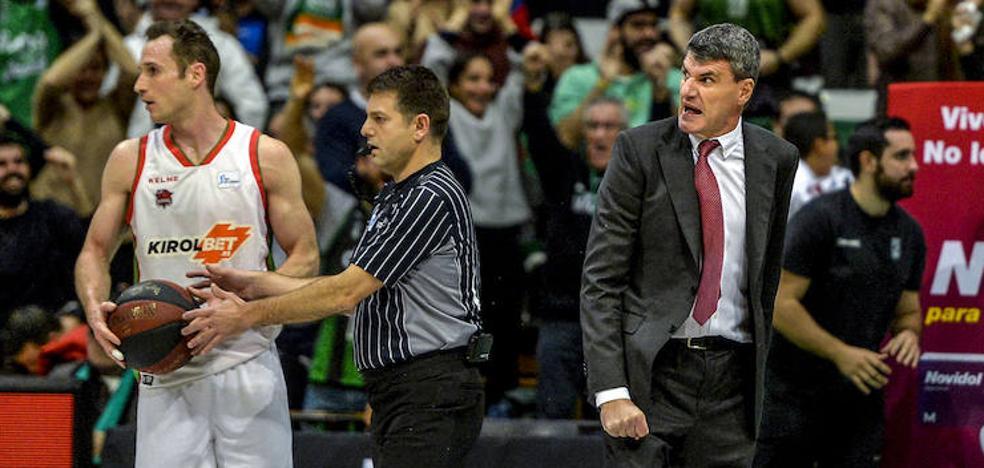 Perasovic: «Los esguinces de Janning y Shields no parecen importantes»