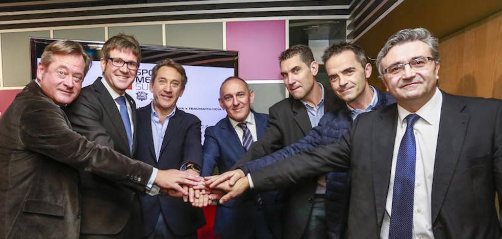 Vitoria se convertirá en la capital de la medicina deportiva en marzo