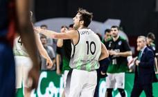 Laprovittola destroza al Baskonia: «Hicimos el mejor partido de la temporada»