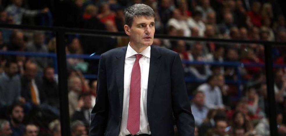 «No vamos a fichar a nadie», confirma Perasovic