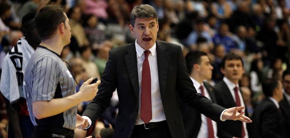 «El resultado no es real, ha sido un partido muy duro», reconoce Perasovic