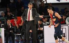 Perasovic: «No puedo estar contento ante la posibilidad de perder otro jugador importante»