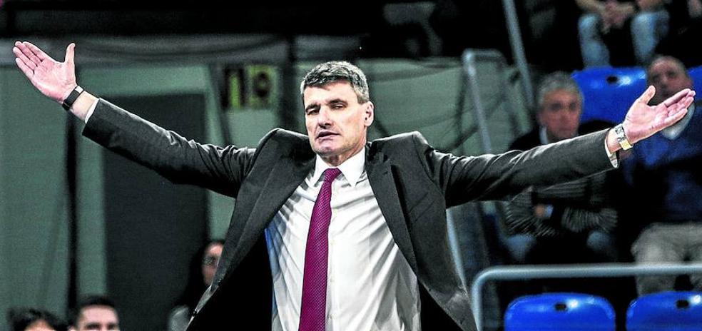 Perasovic: «El equipo ha demostrado carácter»