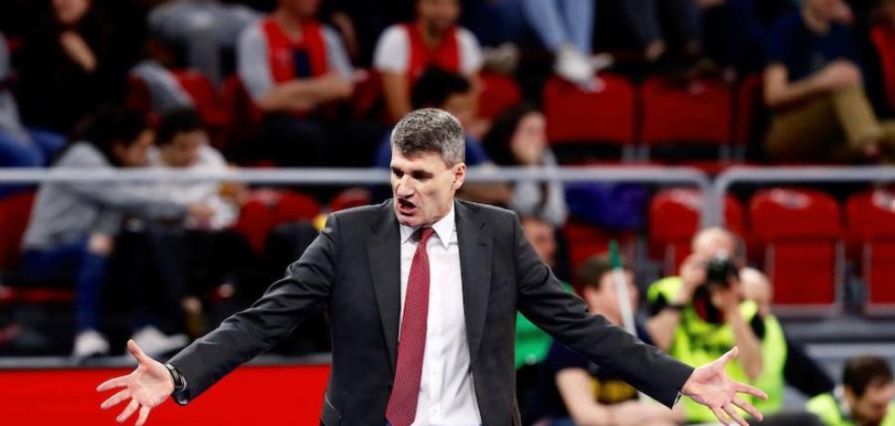 Perasovic pide un esfuerzo más a sus jugadores