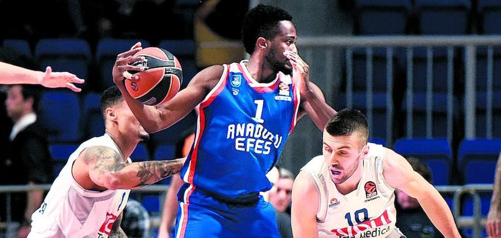 Beaubois y Larkin vuelven al Buesa como rivales