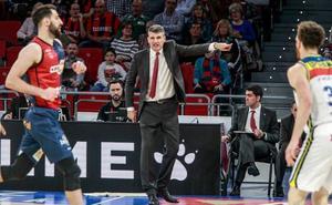 Perasovic: «Ellos no se han rendido, pero hemos tenido el control todo el partido»