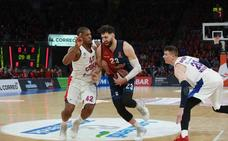 El CSKA se medirá al Real Madrid en la Final Four de Vitoria