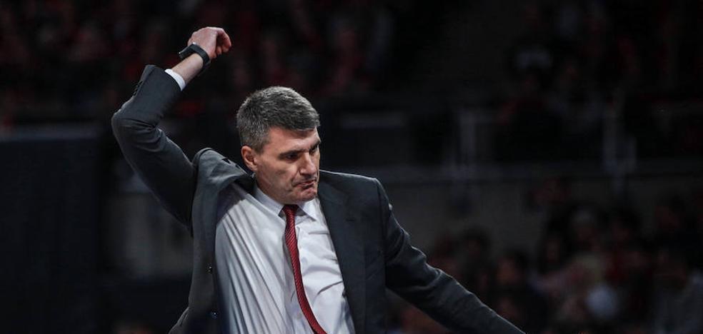 Perasovic: «Contra equipos como el CSKA tienes que jugar mejor si quieres ganar»